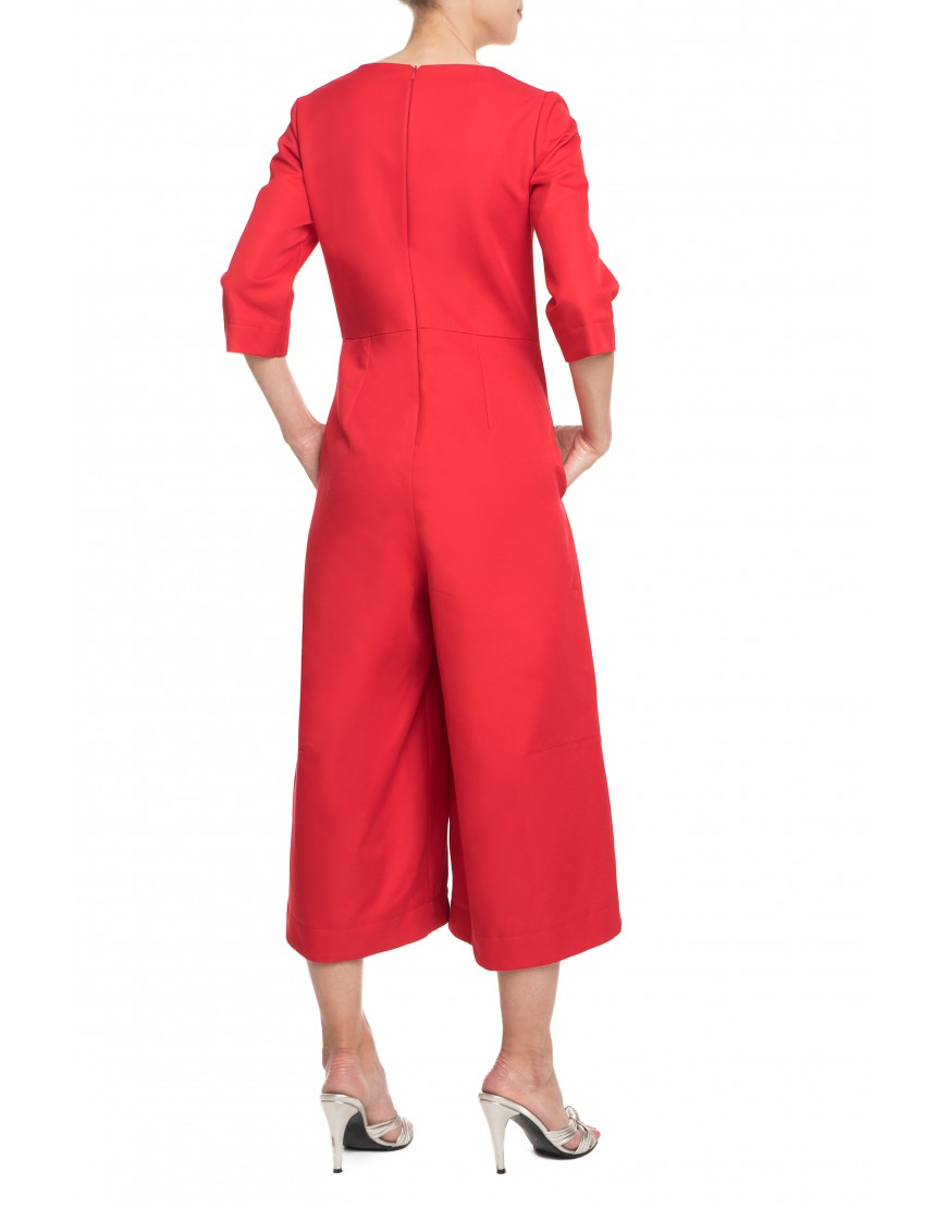 Labyrinth Red Jumpsuit